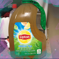 Lipton Green Iced Tea Citrus uploaded by Cynthia S.