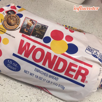 Wonder® Enriched Bread 18 oz. Loaf uploaded by Laurie L.