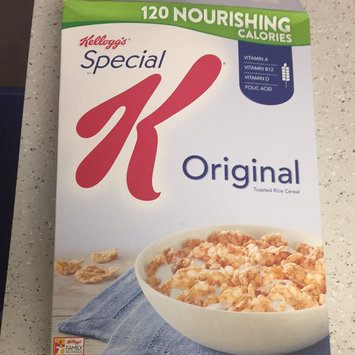 Photo of Special K® Kellogg's Original Cereal uploaded by Laurie L.