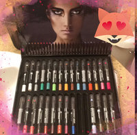 SHANY Chunky Eye Shadow Pencil Eye Liner with Vitamin E & Aloe Vera - Set of 30 Colors uploaded by Gina B.