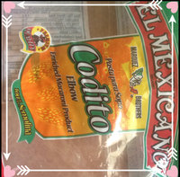 El Mexicano Elbow Enriched Macaroni Product Codito, 7 oz uploaded by Kelly L.