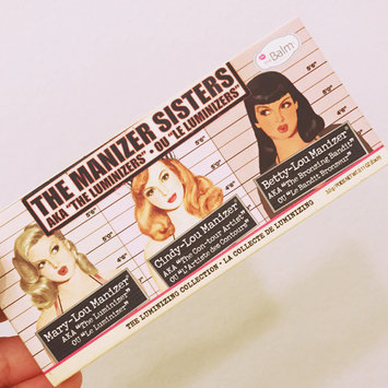 the Balm - the Manizer Sisters Luminizers Palette uploaded by Amee H.