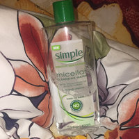 Simple Kind to Skin Cleansing Water Micellar uploaded by Denisha G.