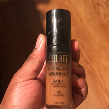 Milani Conceal + Perfect 2-in-1 Foundation + Concealer uploaded by Tiara W.