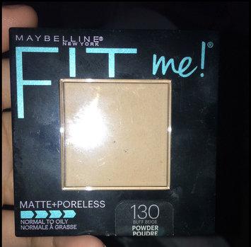 Maybelline Fit Me® Matte + Poreless Powder uploaded by xenia r.
