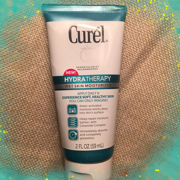 Curel® Hydra Therapy Wet Skin Moisturizer uploaded by Paris C.