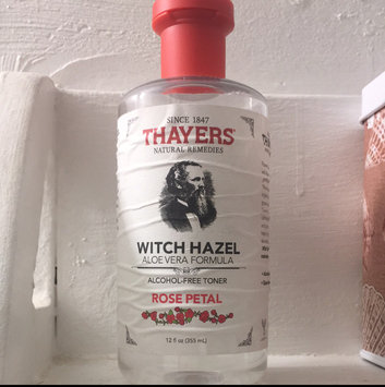Photo of Thayers Alcohol-Free Rose Petal Witch Hazel Toner uploaded by olivia f.