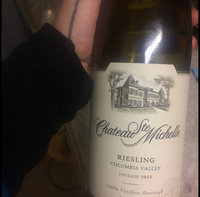 Chateau Ste. Michelle Chateau Ste Michelle Columbia Valley 2010 Harvest Select Riesling Wine 750 ml uploaded by Ella P.