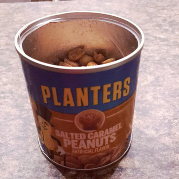 Photo of Planters Salted Caramel Peanuts Can uploaded by Brittani O.