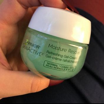 Photo of Garnier Skinactive Moisture Rescue Refreshing Gel Cream For Dry Skin uploaded by Bernadette M.