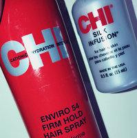 CHI 12 oz Enviro Flex Hold Hair Spray Natural Hold uploaded by Bree F.