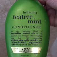 OGX® Teatree Mint Conditioner uploaded by Christina L.