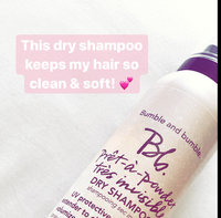 Bumble and bumble. Pret-a-Powder Tres Invisible Dry Shampoo with French Pink Clay uploaded by Fernanda A.