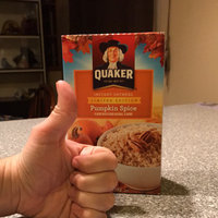 Quaker® Instant Oatmeal Pumpkin Spice uploaded by Michael M.