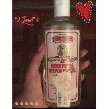 Photo of Thayers Alcohol-Free Rose Petal Witch Hazel Toner uploaded by Cynthia S.