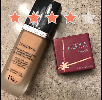 Dior Diorskin Forever Perfect Foundation Broad Spectrum SPF 35 uploaded by Mel B.