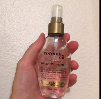 OGX® Argan Oil Of Morocco Weightless Healing Dry Oil uploaded by Alexandre S.