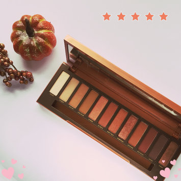 Photo of Urban Decay Naked Heat Eyeshadow Palette uploaded by Karla G.