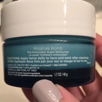 Photo of Garnier Skinactive Moisture Bomb The Antioxidant  Spf 30 Super Moisturizer uploaded by Katie K.