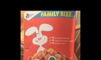 Trix® Wildberry Red Swirls Cereal 18.4 oz. Box uploaded by Whitney G.