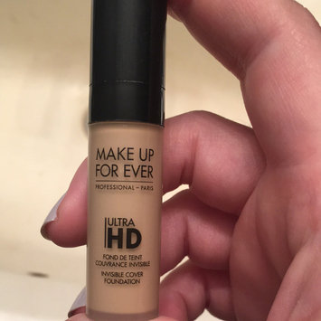 MAKE UP FOR EVER Ultra HD Foundation uploaded by Katie K.