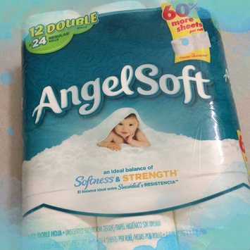 Photo of Angel Soft Classic White Bath Tissue uploaded by Samantha W.