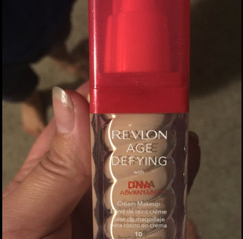 Photo of Revlon Age Defying With DNA Advantage Cream Makeup SPF 20 uploaded by Arica U.