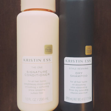 Photo of Kristin Ess The One Signature Conditioner 10 oz uploaded by Sarah T.