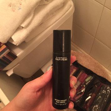 Photo of MAC Cosmetics Prep + Prime Natural Radiance uploaded by alia e.