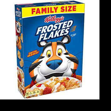 Photo of Kellogg's Frosted Flakes Cereal uploaded by Stephanie s.