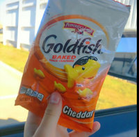 Goldfish® World Treasurers Cheddar Baked Snack Crackers uploaded by Kali M.