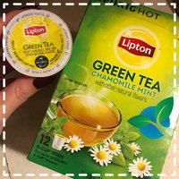 Lipton® Green Tea K-Cup Portion Pack for Keurig Brewers, Soothe Smooth uploaded by Stacy S.