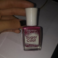 SALLY HANSEN SUGAR COAT TEXTURED NAIL COLOR #100 BUBBLE PLUM uploaded by Ariadna C.