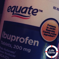 Equate Ibuprofen Tablets uploaded by Paris C.