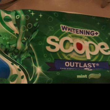 Photo of Crest Complete Whitening Plus Scope Toothpaste uploaded by Yulia K.