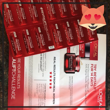 Photo of L'Oréal Paris RevitaLift® Triple Power™ Intensive Anti-Aging Day Cream Moisturizer uploaded by Layla R.