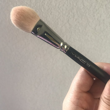 Photo of M.A.C Cosmetics 133 Small Cheek Brush uploaded by Aisha H.
