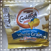 Pepperidge Farm® Goldfish® Touch Of Sweetness Honey Baked Graham Snacks uploaded by Stacy S.