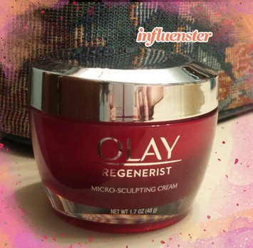 Photo of Olay Regenerist Micro-Sculpting Cream uploaded by Teresa C.