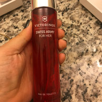 Swiss Army for Women by Swiss Army EDT Spray (Tester) 3.4 oz uploaded by Gilmari Q.
