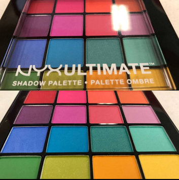 NYX Ultimate Shadow Palette uploaded by Kimberly J.