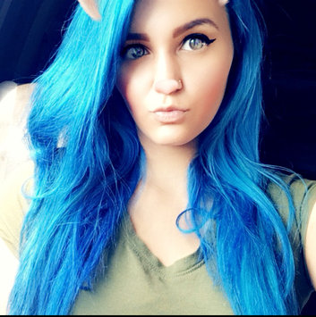 Ion Color Brilliance Brights Semi-Permanent Hair Color Aqua uploaded by Sydney A.