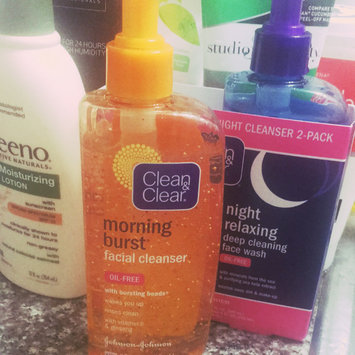 Photo of Clean & Clear® Morning Energy® Skin Energising Daily Facial Wash uploaded by Diana M.