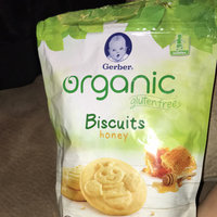 Gerber® Organic Gluten Free Honey Biscuits uploaded by Ellie S.