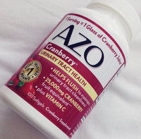 AZO Cranberry Tablets uploaded by Brooke B.
