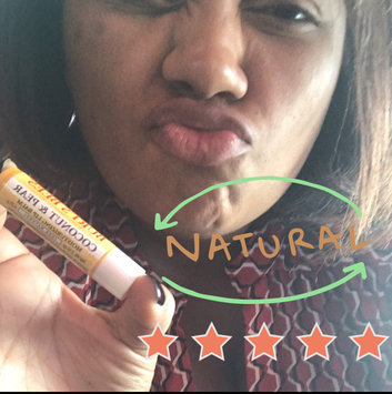 Photo of Burt's Bees Coconut & Pear Lip Balm uploaded by Bri H.