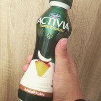Dannon Activia Peach Probiotic Drink uploaded by Terran W.