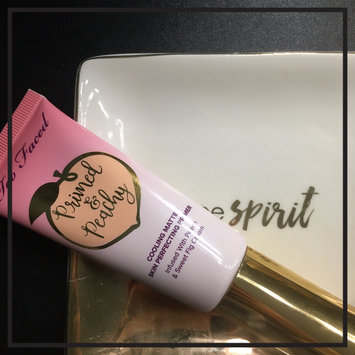 Photo of Too Faced Primed & Peachy Cooling Matte Perfecting Primer uploaded by Chatsuda E.