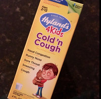 Hyland's 4 Kids Cold 'n Cough Ages 2 -12 uploaded by Carissa O.