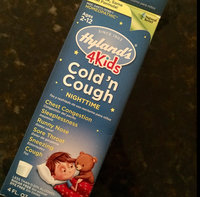 Hyland's 4 Kids Cold 'n Cough Nighttime Ages 2 - 12 uploaded by Carissa O.